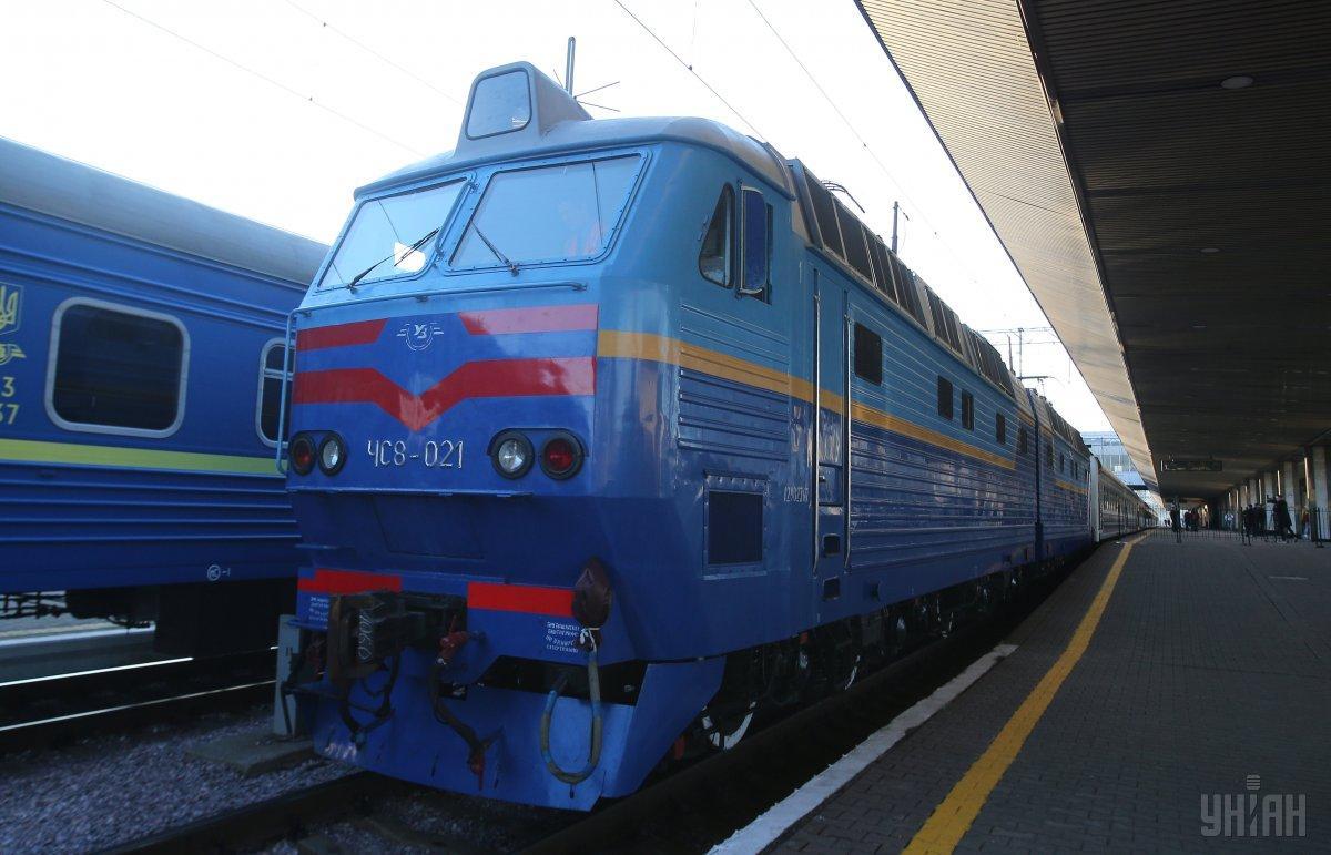 """""""Укрзалізниця"""" призначила 8 додаткових поїздів до Великодня / фото УНІАН"""