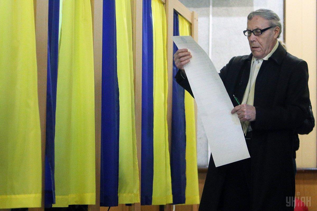 В целом подсчитано 16 млн 821 тыс. 314 голосов избирателей / фото УНИАН