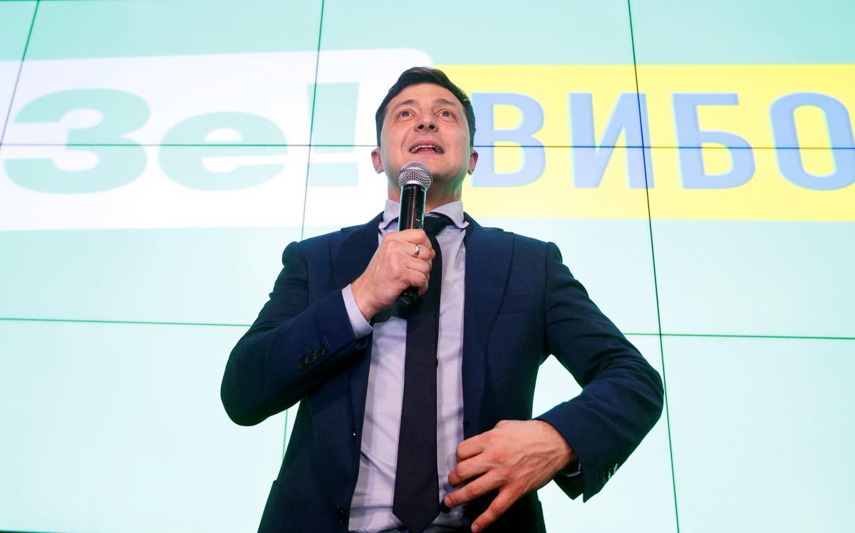 Владимир Зеленский / Иллюстрация REUTERS