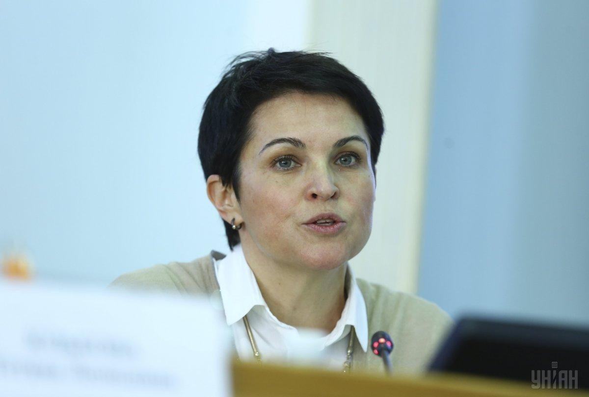 Слипачук заявила, что выборы состоялись / фото УНИАН