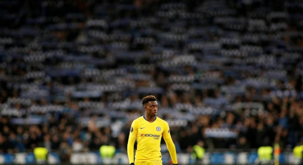 динамо челсі Gallery: Челсі подав скаргу в УЄФА на прояви расизму під час матчу