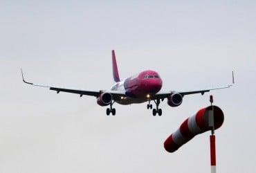 Авиакомпания Wizz Air в июне запустит рейсы из Львова в четыре европейских города