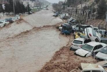 У результаті повені в Ірані загинули 19 осіб