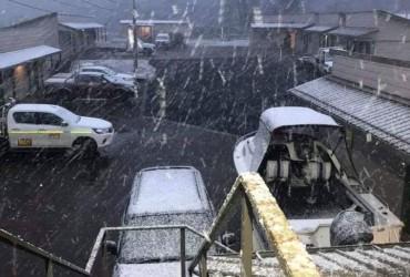 В Австралії випав сніг (відео)