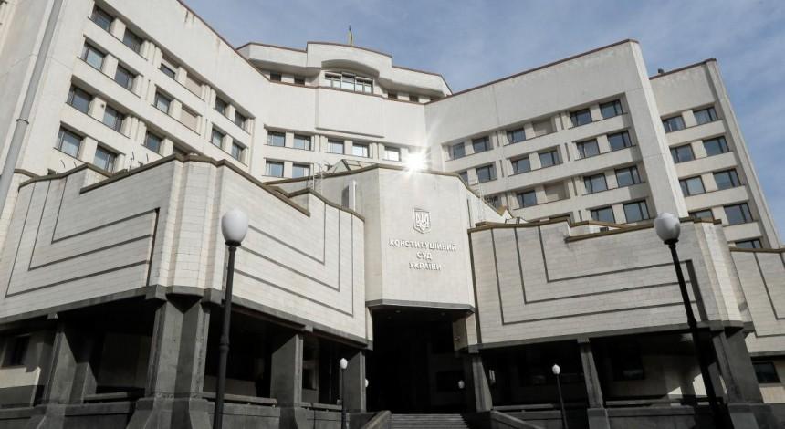 Конституційний суд визнав неконституційним законопроект Зеленського про уповноважених Ради