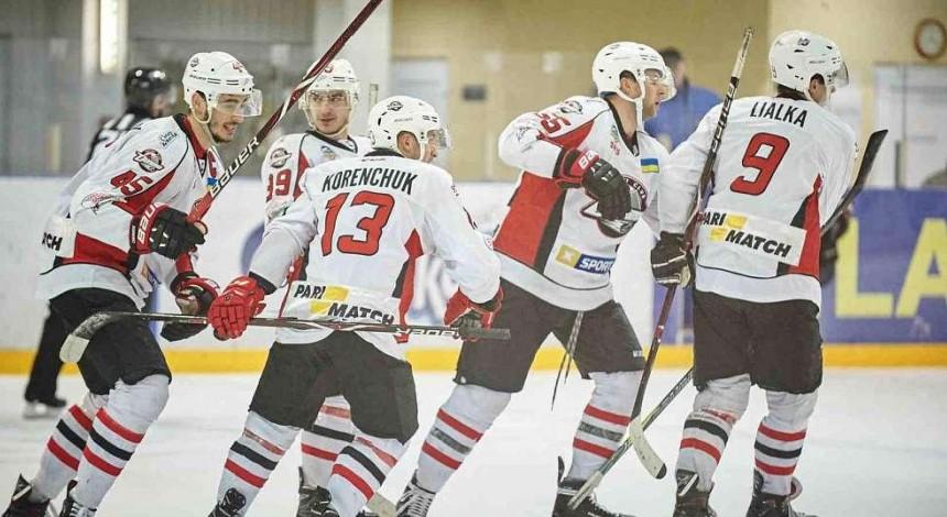 Донбасс добыл третью победу в серии плей-офф УХЛ с Белым Барсом