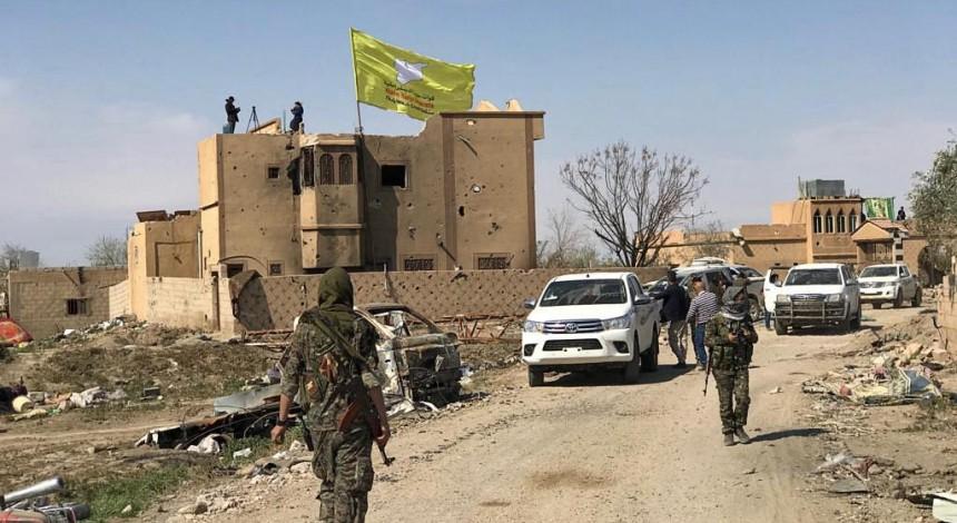 Сирийские демократические силы заявили об освобождении страны от боевиков «Исламского государства»
