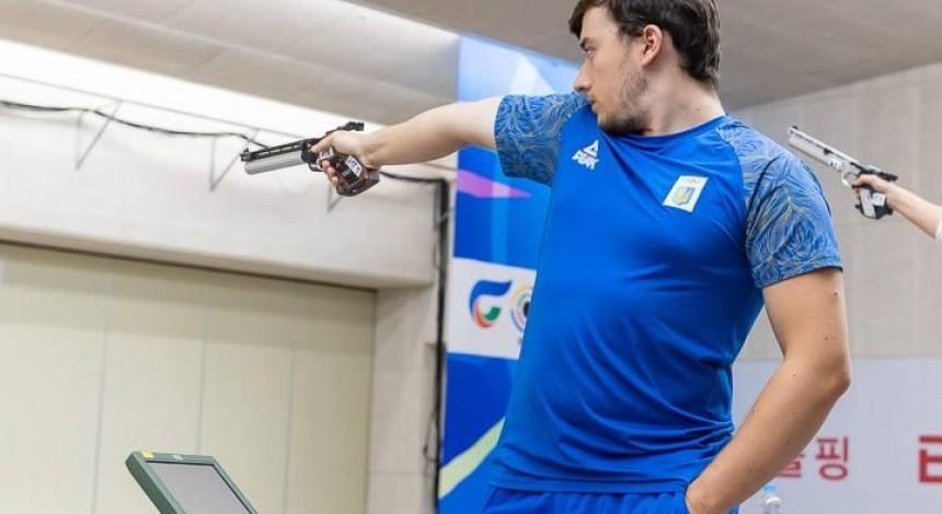 Збірна України завоювала дві золоті медалі чемпіонату Європи зі стрільби