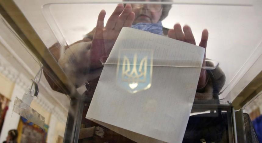 В Украине наступил «день тишины» перед повторным голосованием на выборах президента