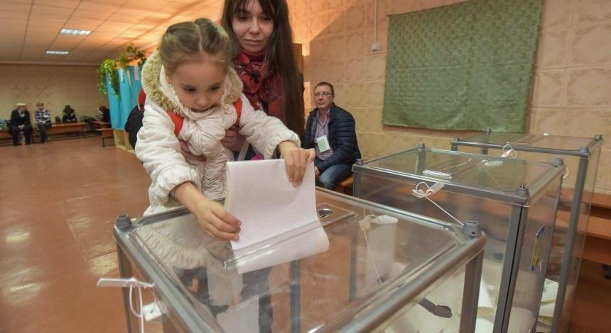 ЦИК раскрыла первые данные о явке избирателей на участки