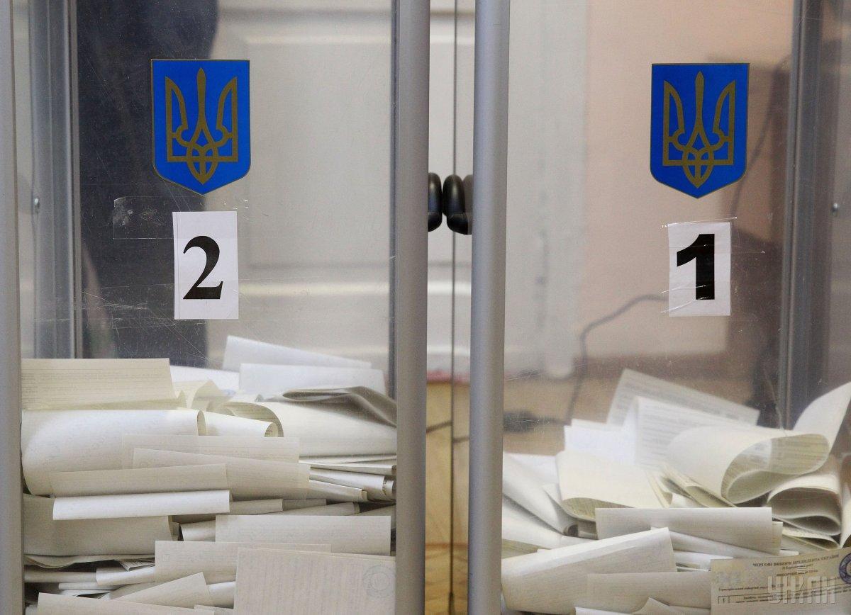 Выборы в Украине проходят в нездоровом информационном хаосе / фото УНИАН