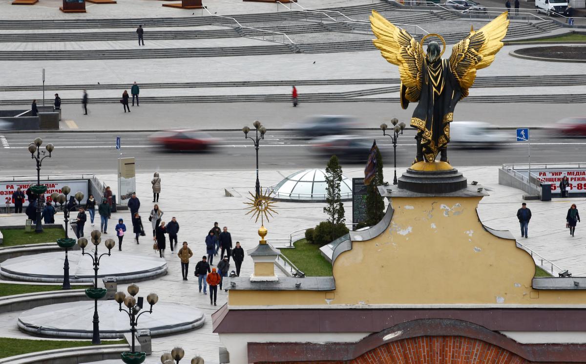 Туристичнупригоду можна організувати навіть у своєму місті / Ілюстрація REUTERS
