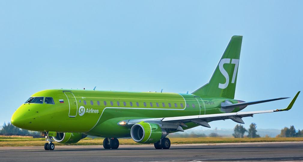 Акционер российской группы S7 погибла при крушении своего самолета / иллюстрация - Facebook,S7 Airlines