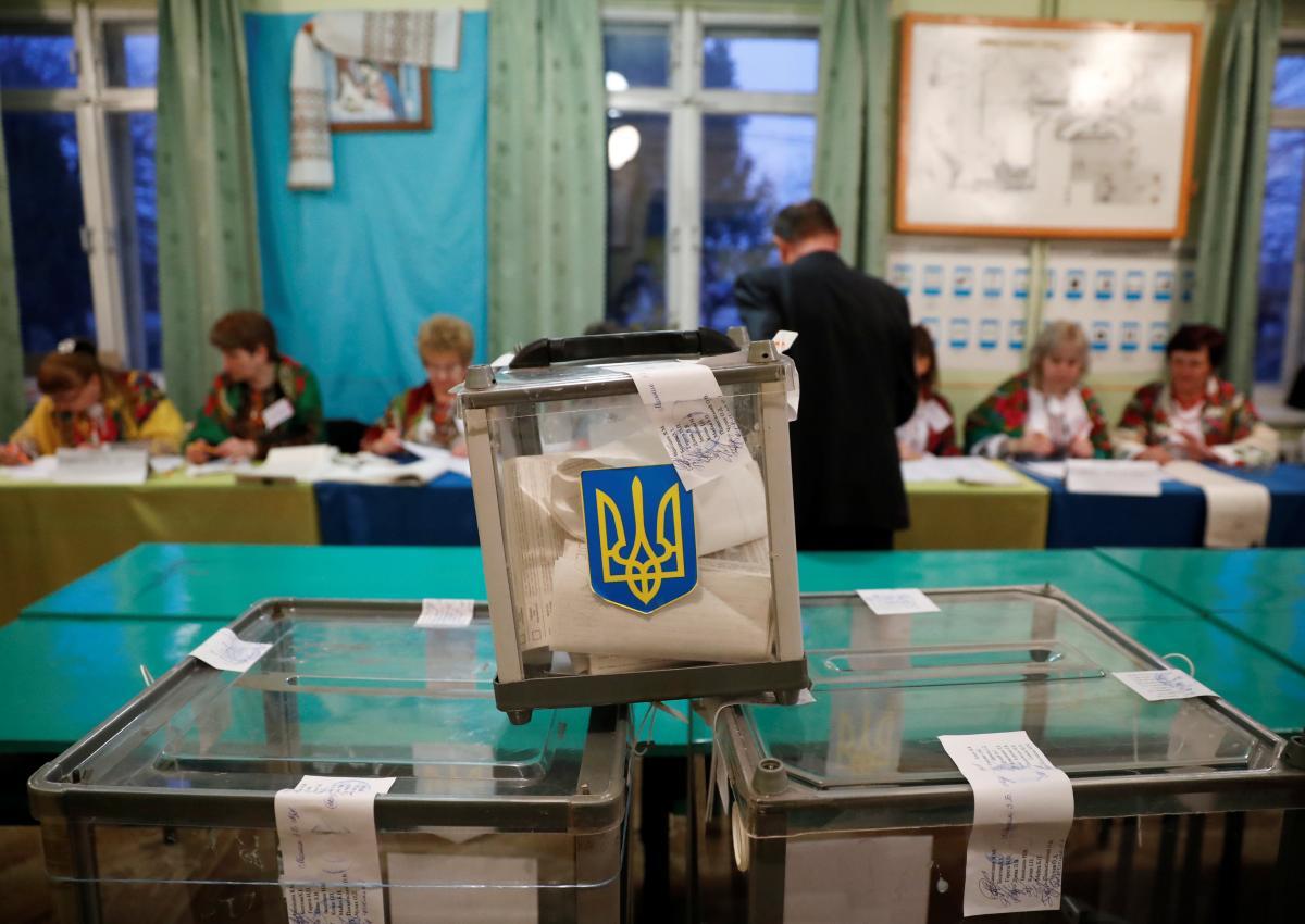 В ЦИК определились с бюллетенями для местных выборов / REUTERS