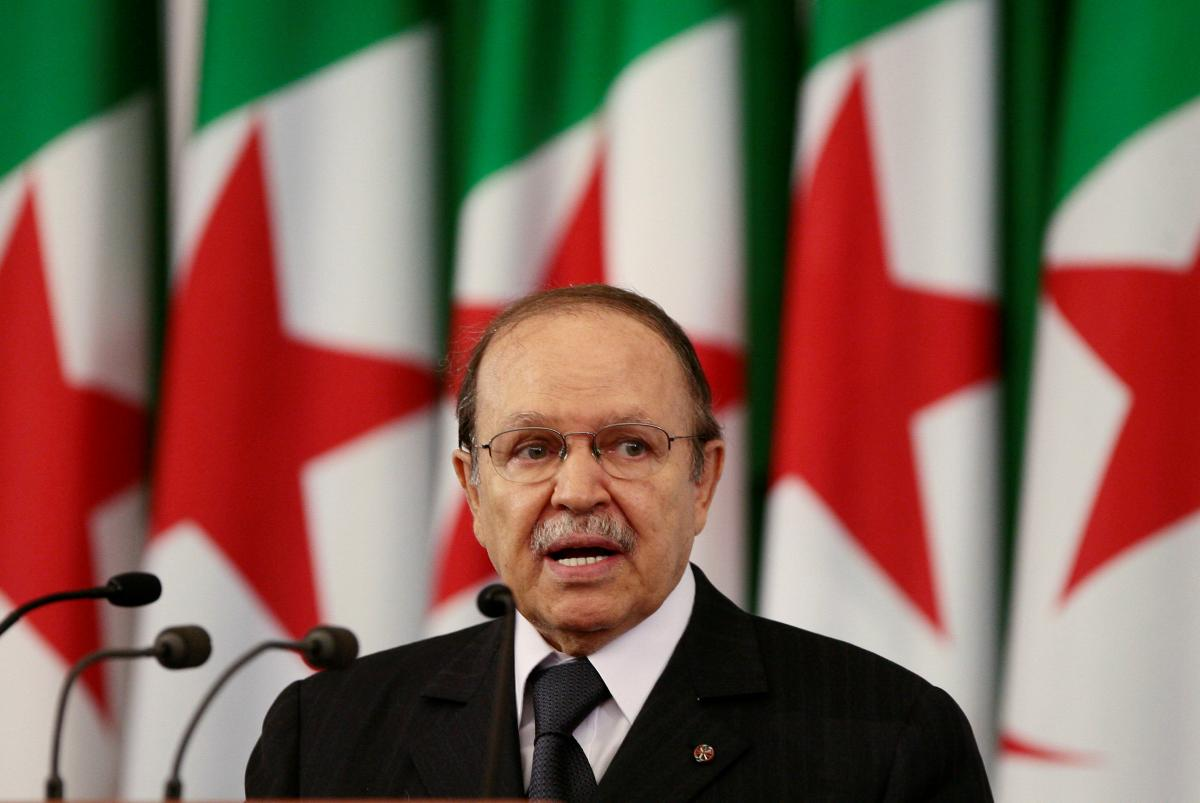 Абдельазіз Бутефліка / REUTERS