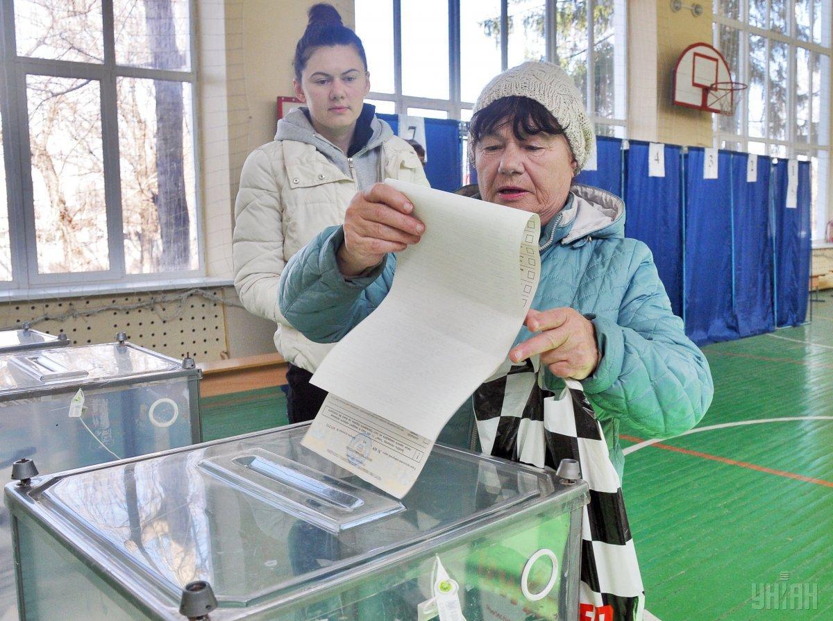28% украинцев убеждены, что эти выборы скорее объединили страну / фото УНИАН
