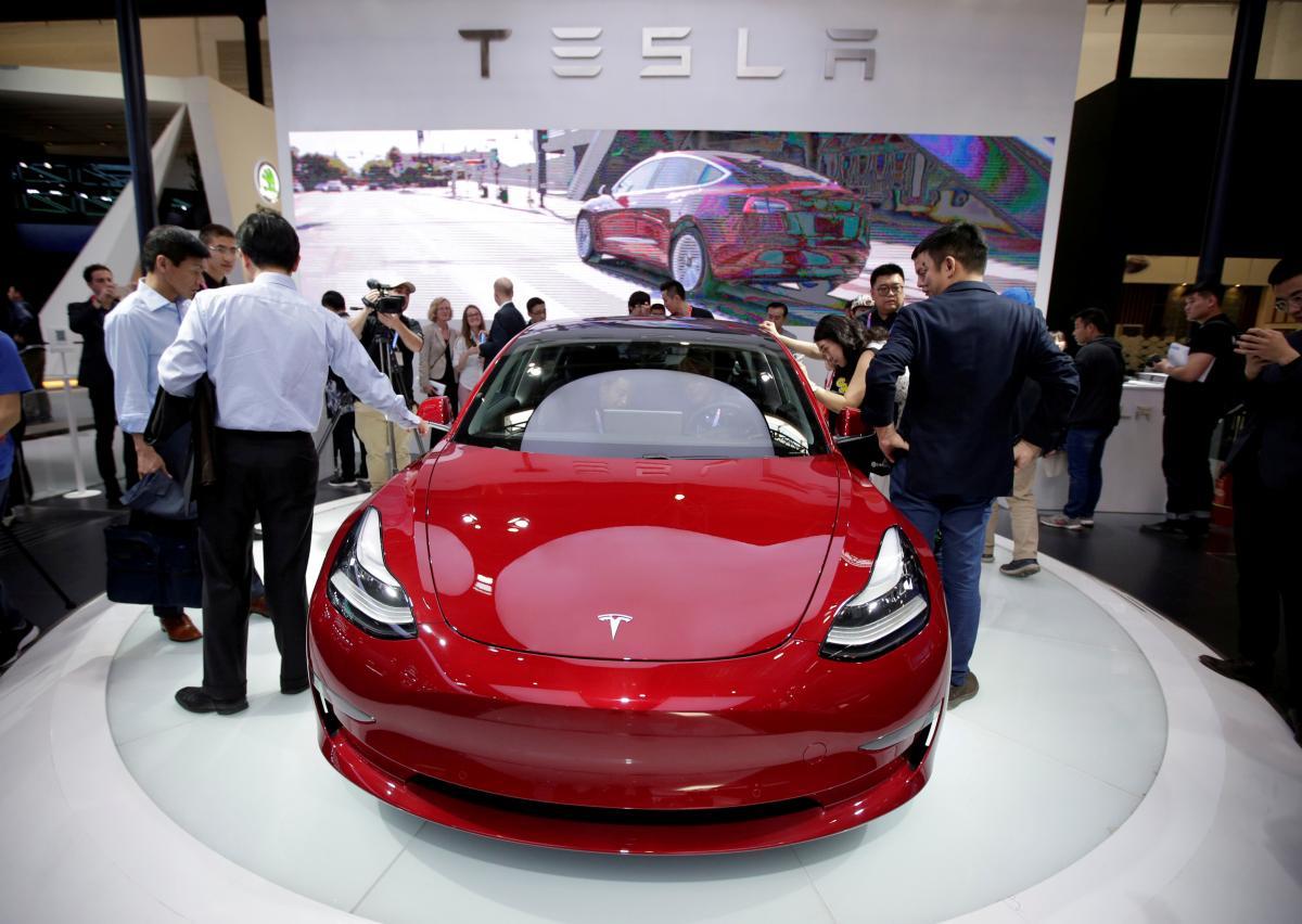 Батарея Tesla Model 3 способна выдержать 800 000км пробега