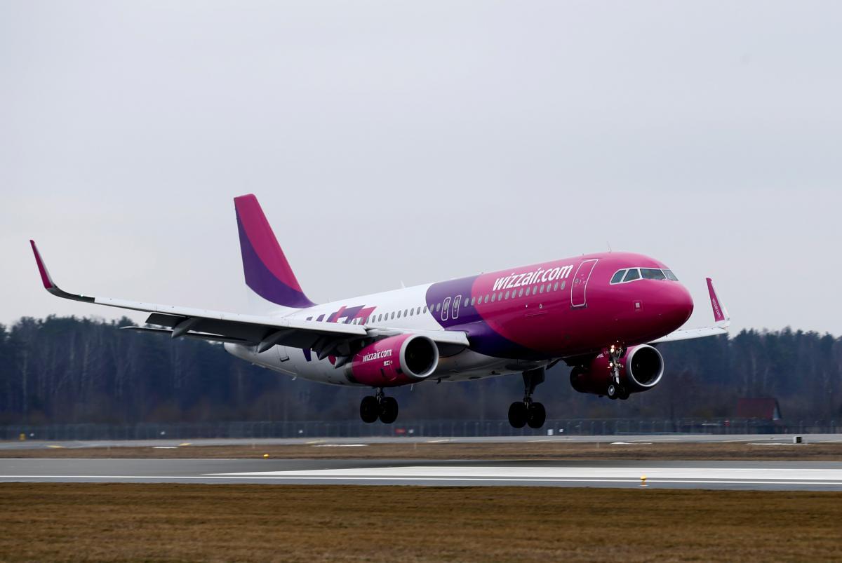 Wizz Air поки не буде літати в Україну / Ілюстрація REUTERS