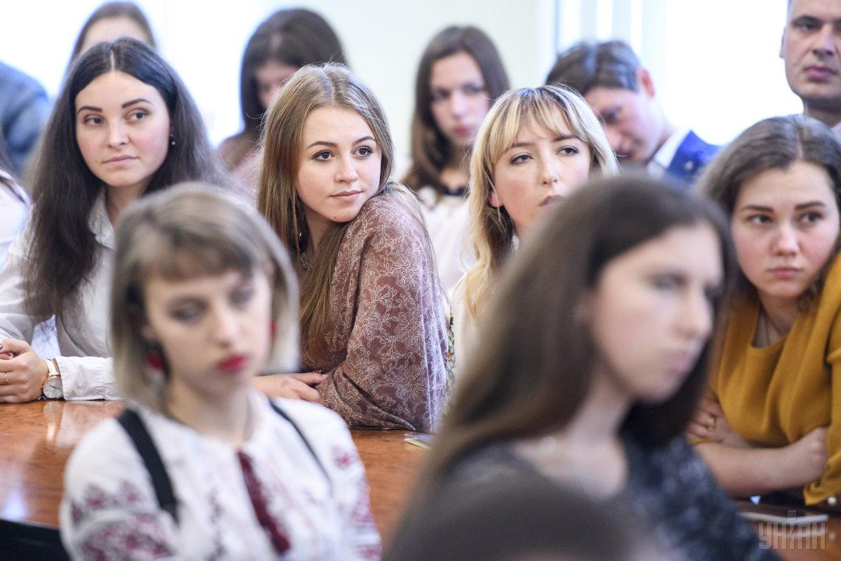 Каждый пятый первокурсник жалеет о выбранной специальность / фото УНИАН
