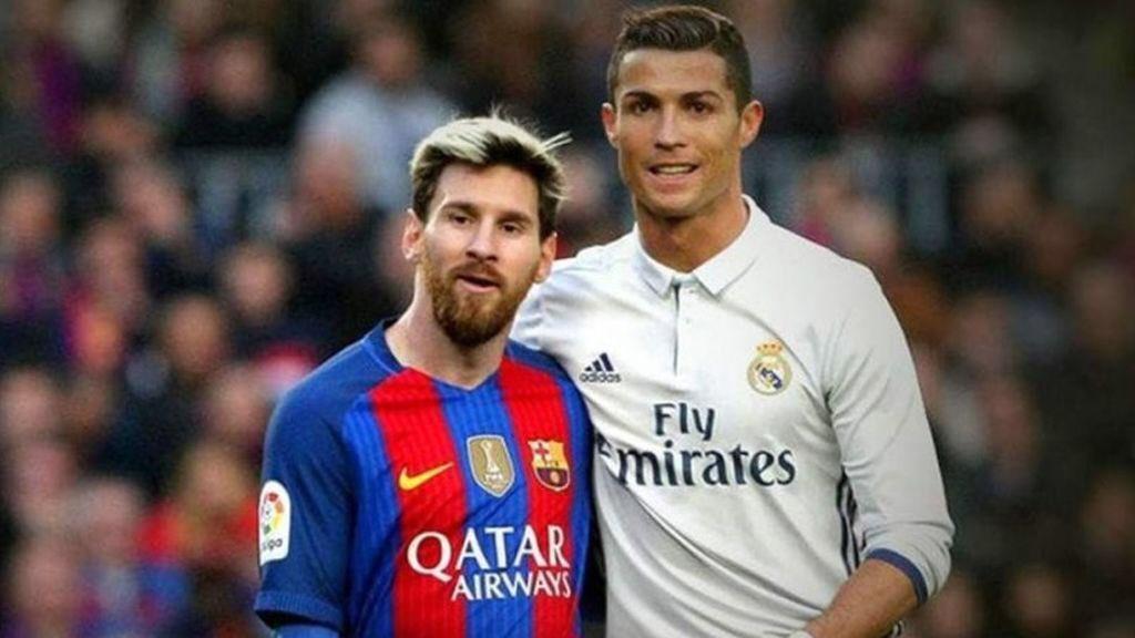 Ліонель Мессі і Кріштіану Роналду стали героями свіжого номера France Football / MisterChip