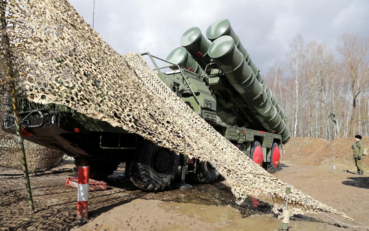 ЗРК С-400 / REUTERS