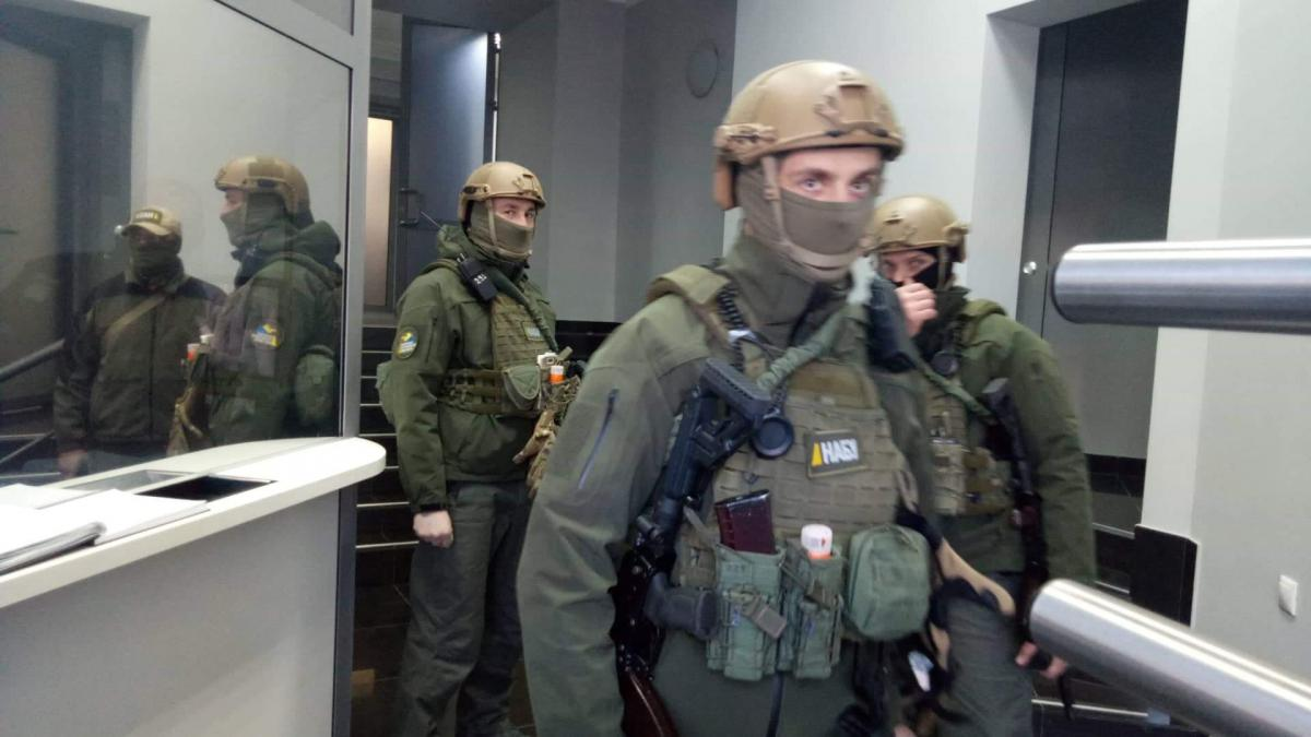 НАБУ с утраобыскивает помещения телекомпании в Одессе / фото УНИАН