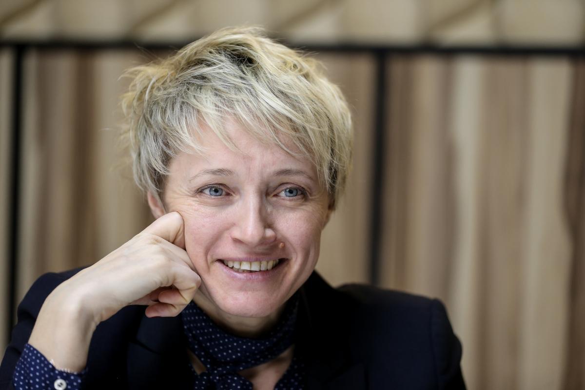 В.о. міністра аграрної політики та продовольства Ольга Трофімцева / фото УНІАН
