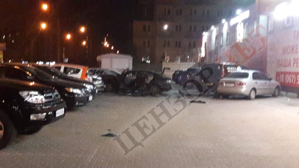 Подрывник авто украинского военного скончался в больнице / фото Цензор.НЕТ