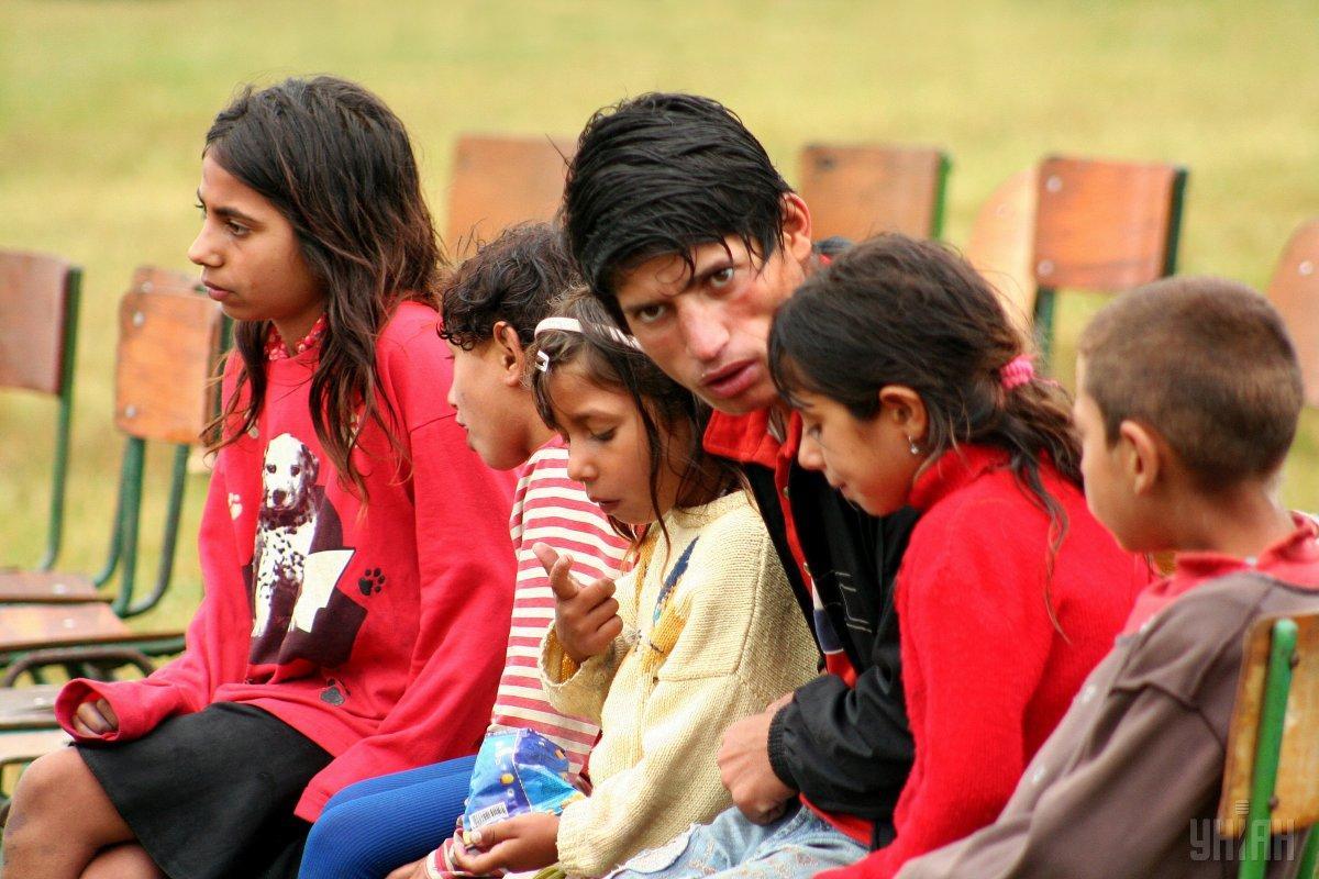 Неделя начинается с Международного дня цыган / фото УНИАН