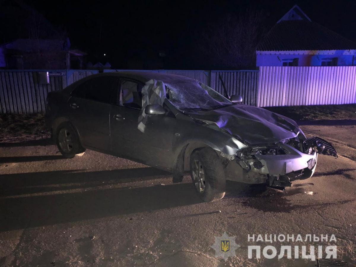 Полиция задержала 19-летнего парня, который устроил смертельное ДТП под Киевом / kv.npu.gov.ua