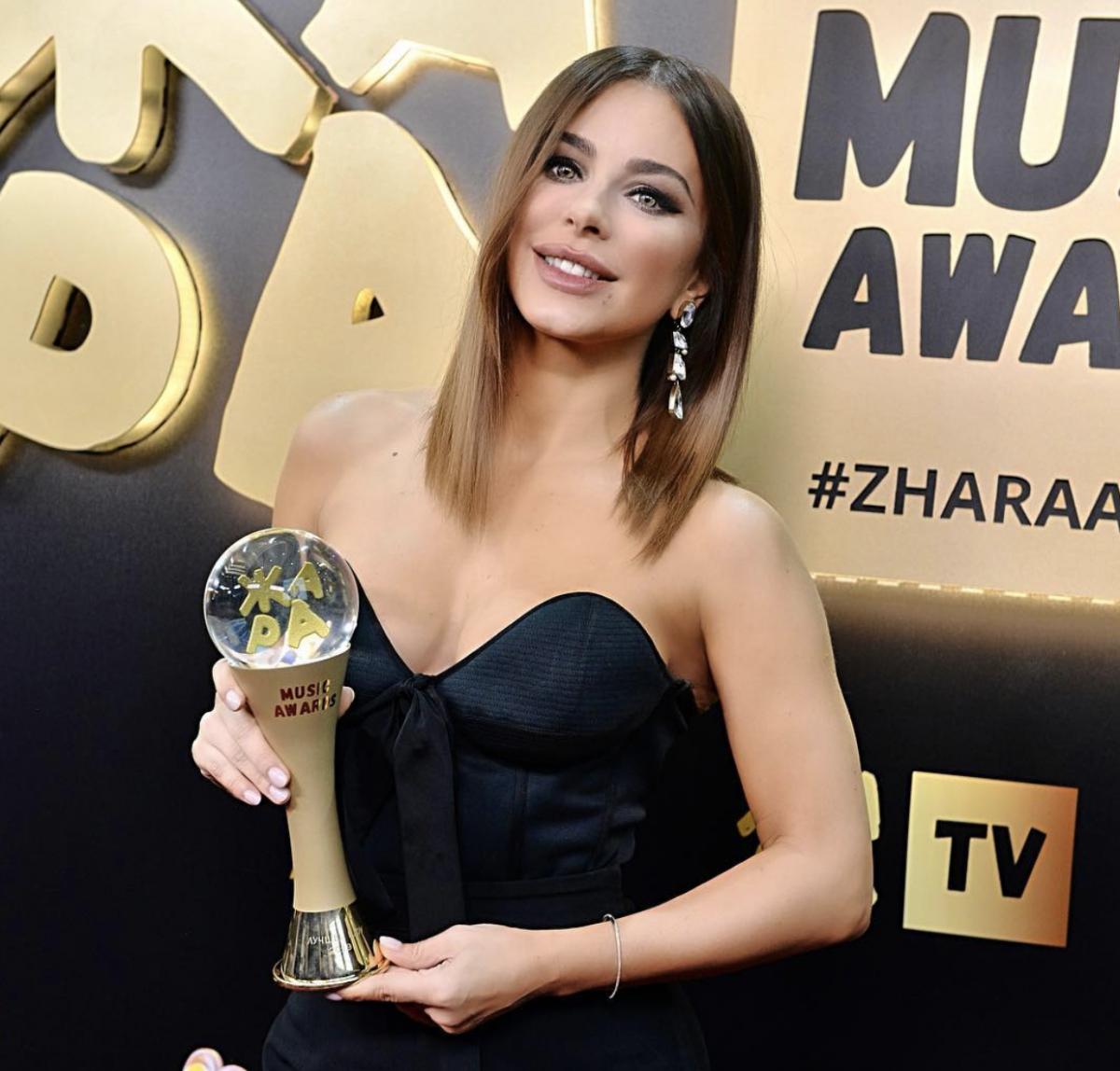 Лорак получила очередную российскую премию / фото Instagram