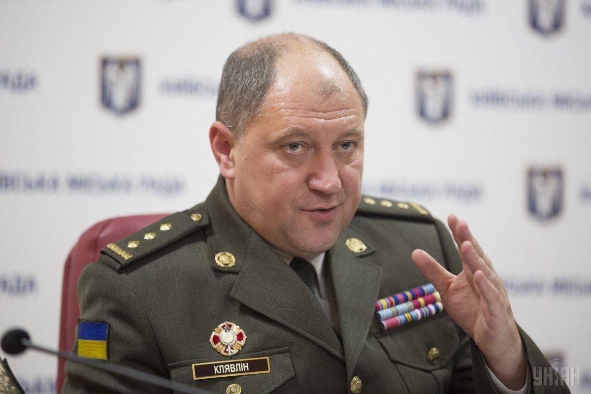 Сергей Клявлин отметил, что после призыва солдат получает разовую помощь в сумме 3800 гривень / фото УНИАН