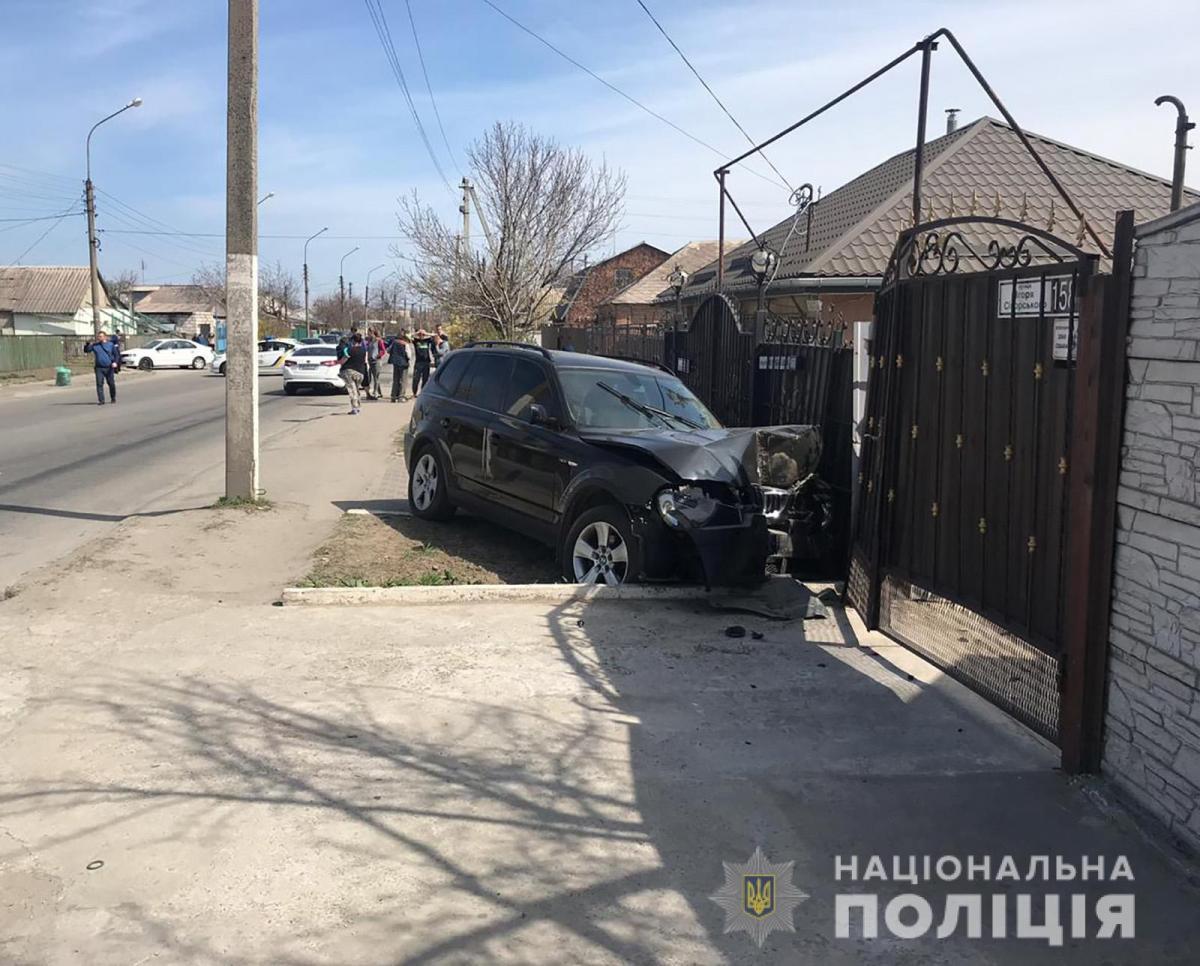 В Запорожье произошло трагическое ДТП с малолетним ребенком / zp.npu.gov.ua