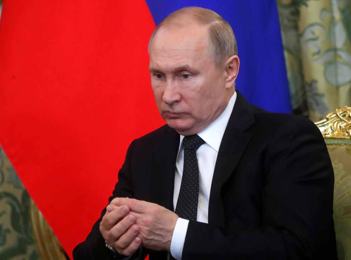 Владимир Путин   REUTERS