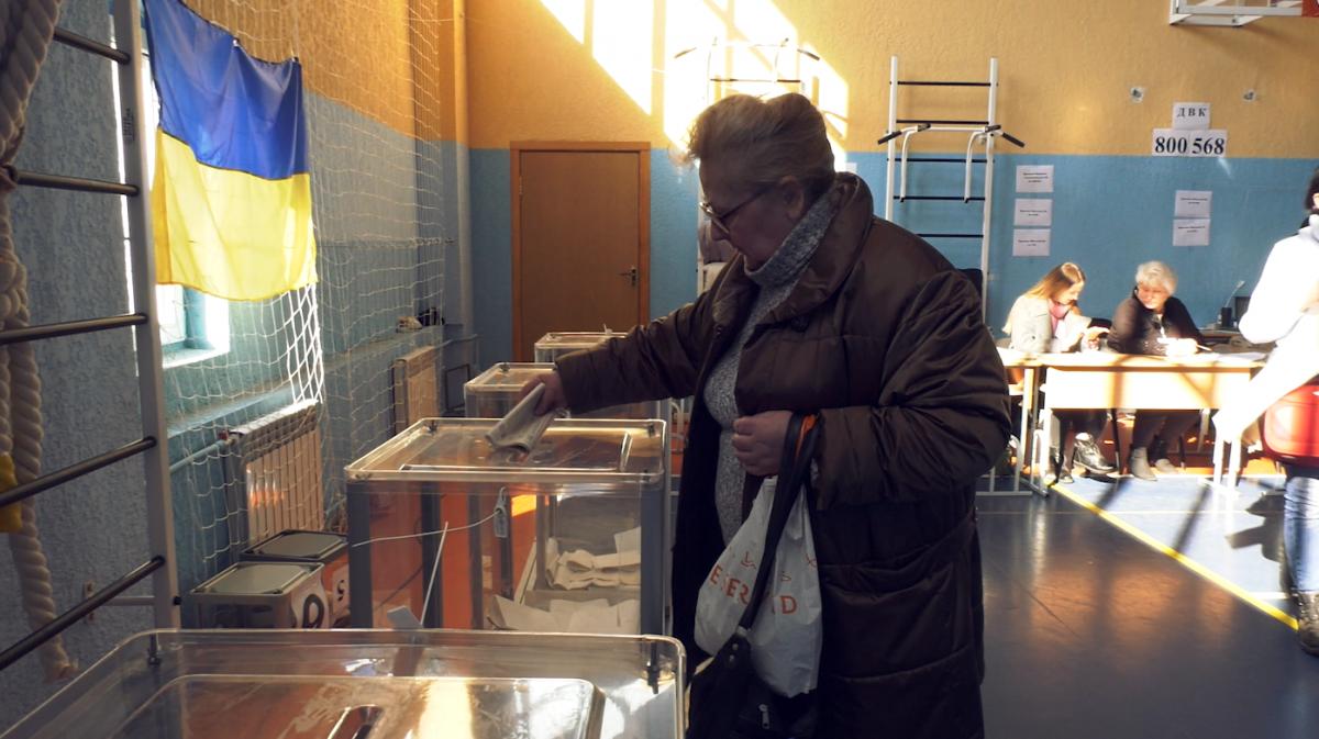 Попри отриману «допомогу», не всі виборці голосували, «як треба»