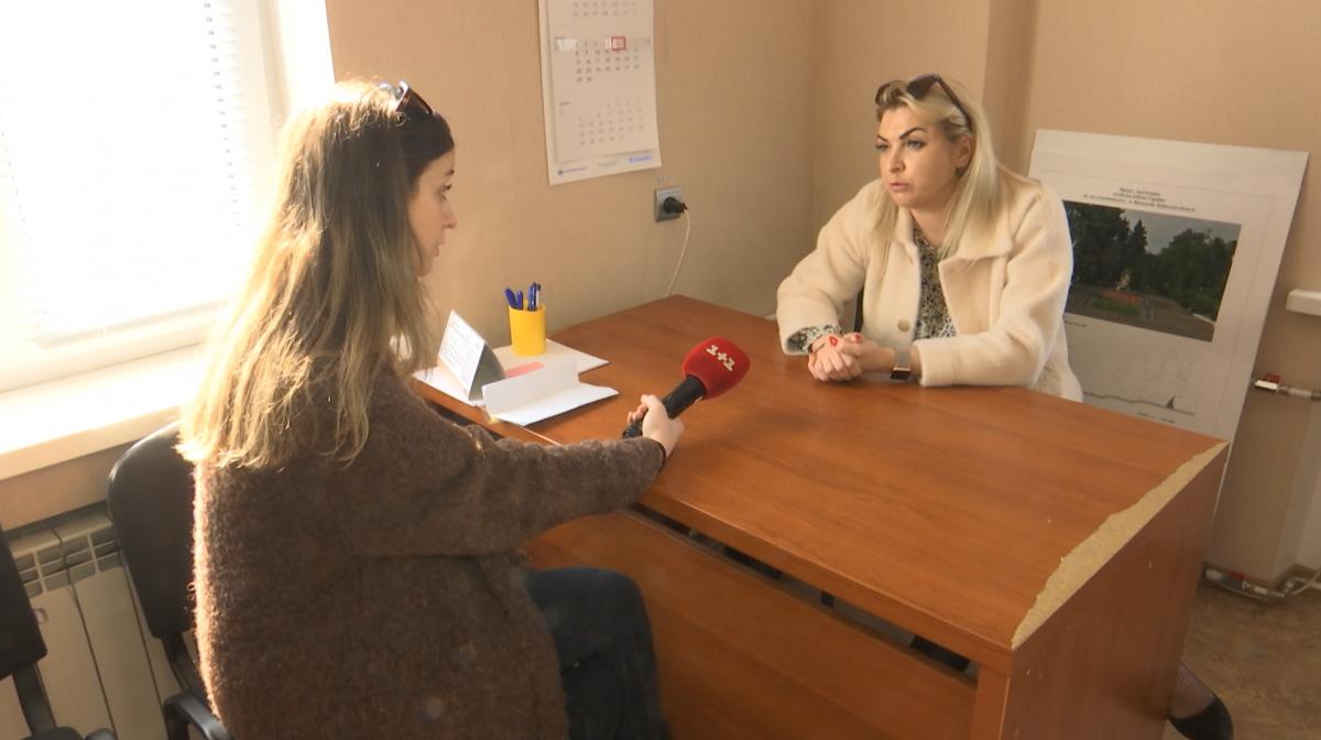 Секретар міськради Василькова Оксана Перінська