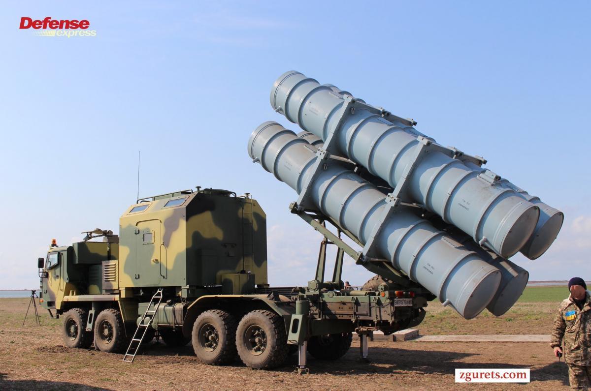 Спланировано завершение разработки с проведением государственных испытаний комплексов «Нептун» / фото facebook.com/szgurets