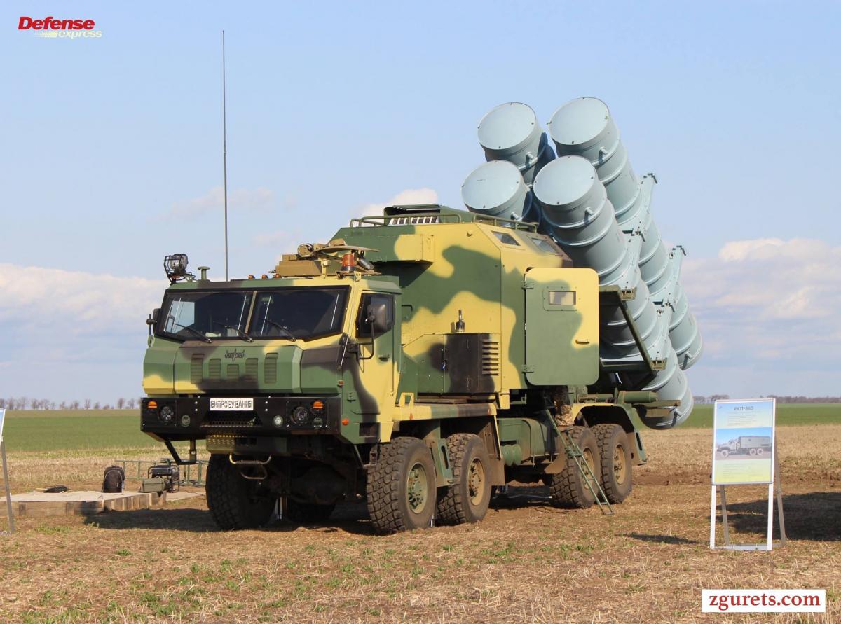 Мобильныйкомплекскрылатых ракет «Нептун» могут заказать для ВСУ уже в следующем году/ фото facebook.com/szgurets