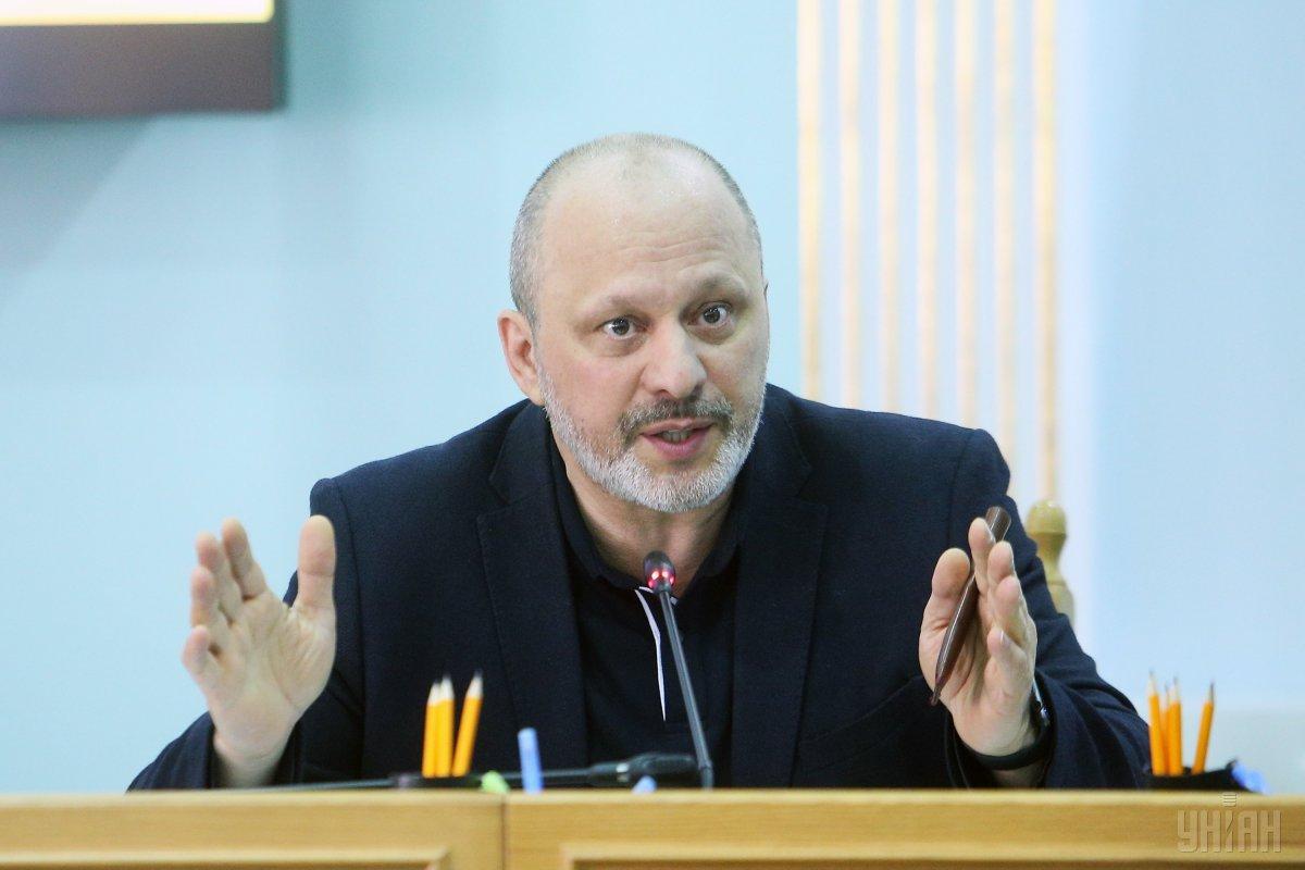 Решение об увольнении Зураба Аласании с должности главы правления НСТУ отменено / фото УНИАН