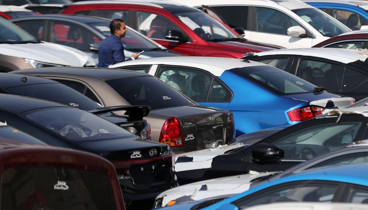 Украинцы предпочитают автомобили с пробегом /REUTERS