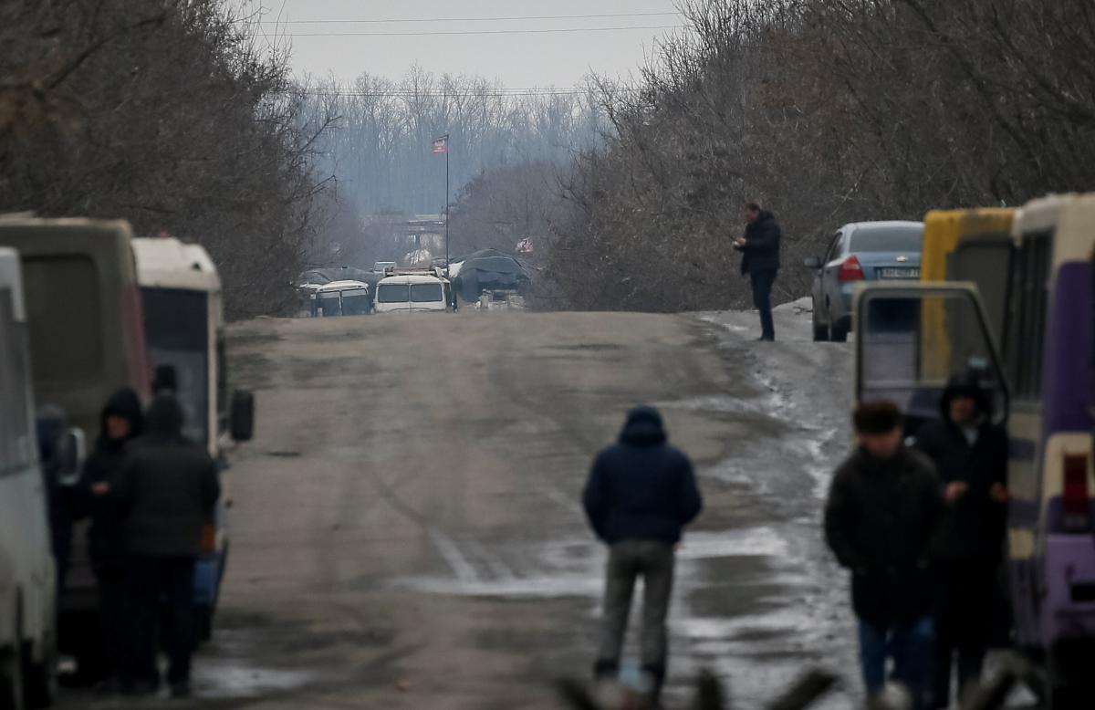Ситуация на Донбассе 17 декабря / иллюстрация / REUTERS