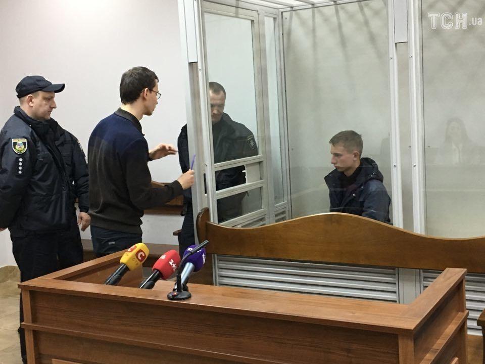 В Киеве судят виновника трагического ДТП / ТСН