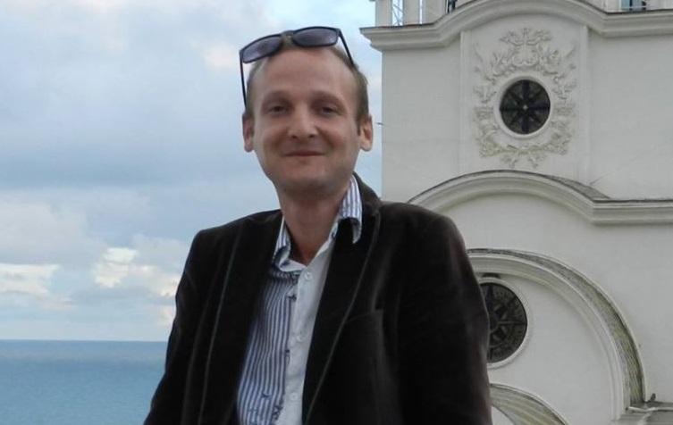 Гайворонский провел 12 суток в СИЗО Симферополя  Фото: Facebook