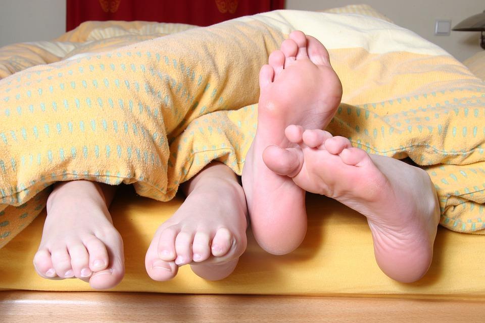 Как молодым родителям не потерять секс / фото pixabay.com