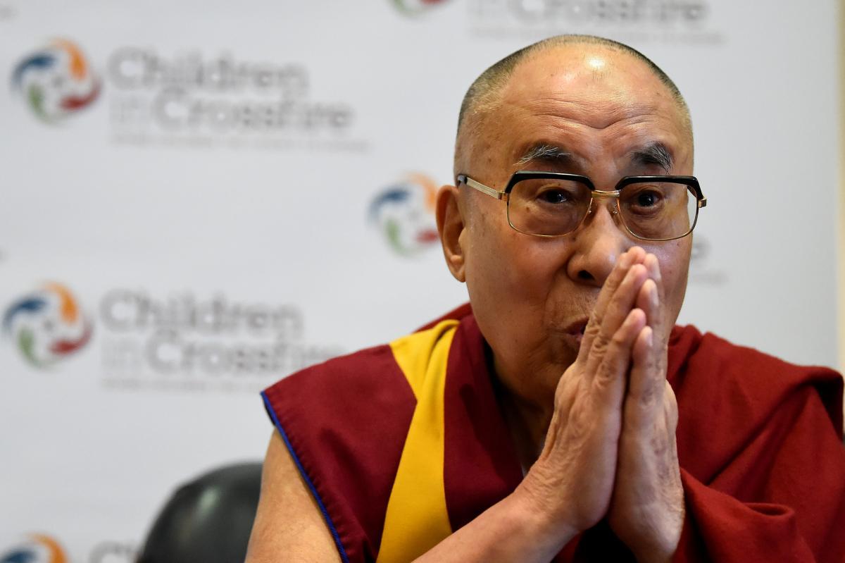 Далай-лама дал советы украинцам / REUTERS