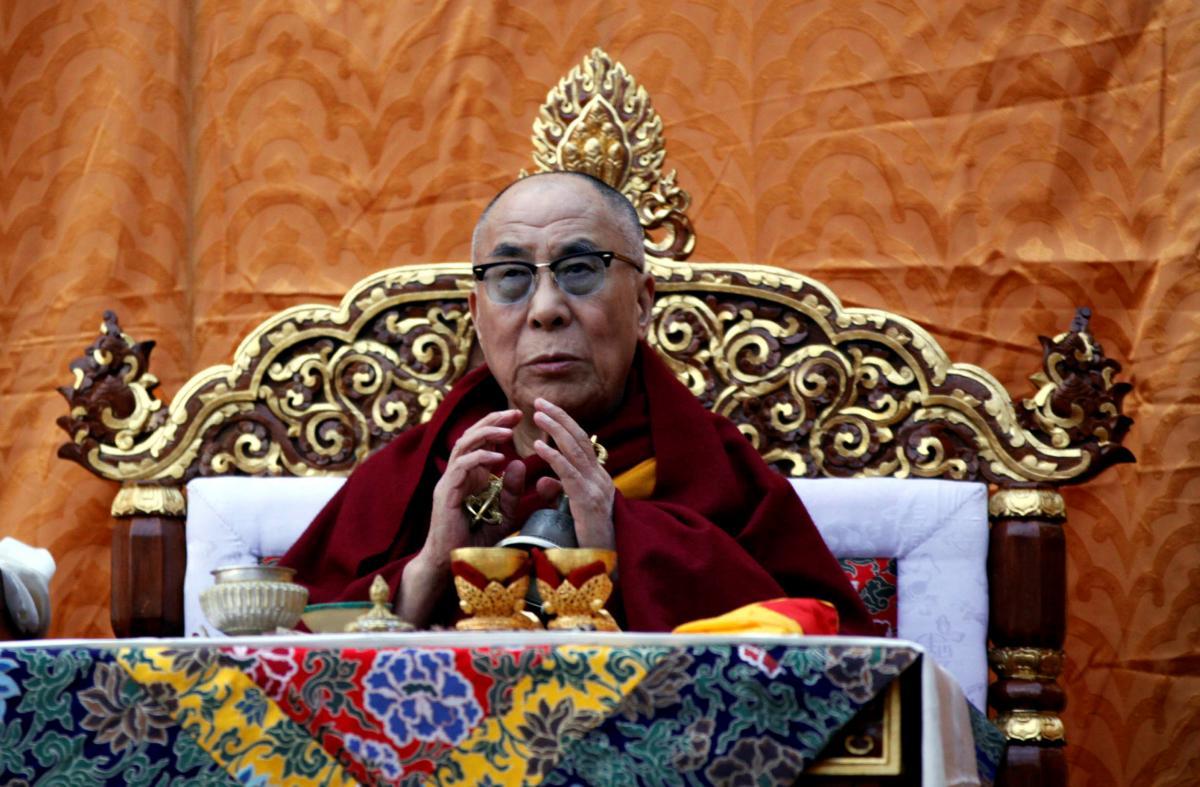 Далай-лама / REUTERS