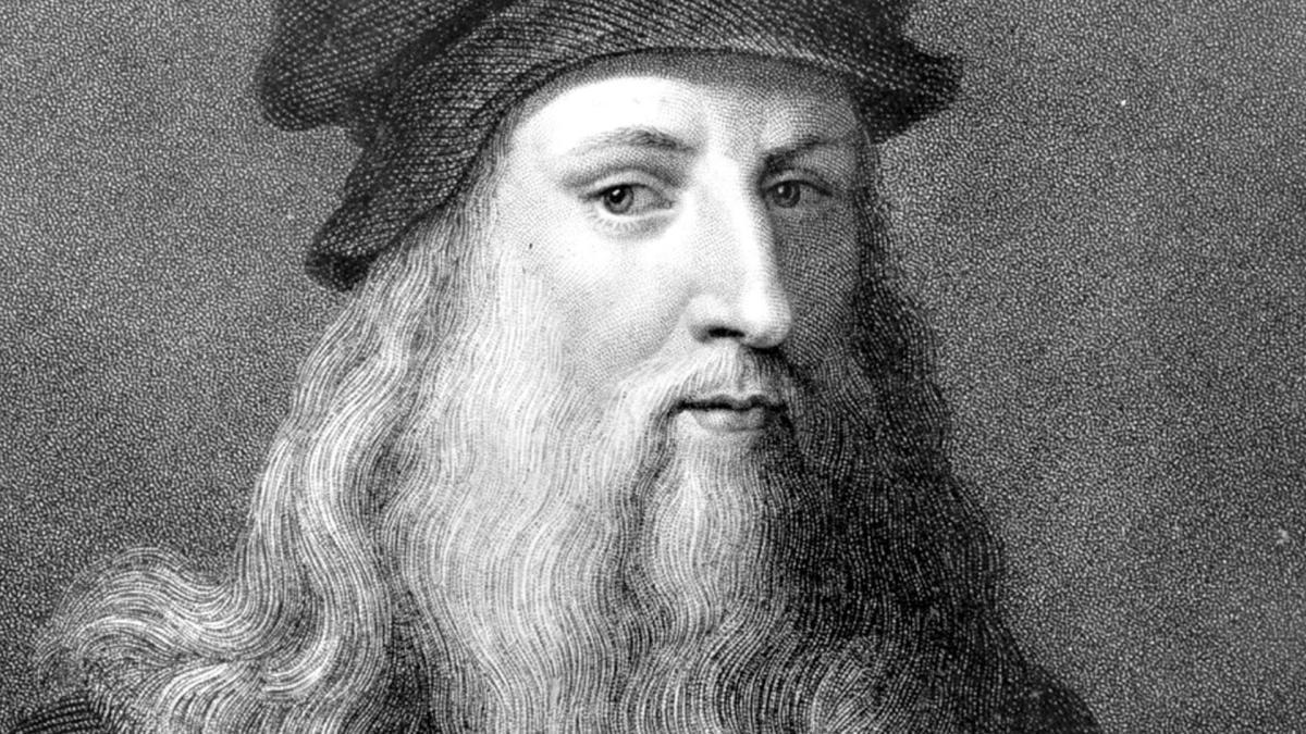 Італійські вчені виявили ескіз Леонардо да Вінчі \ artgallery.bg