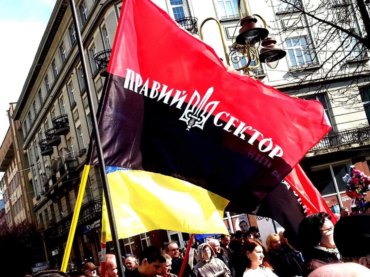 В ПС отмежевались от задержанного в Москве украинца Пирожка / Facebook - ПРАВИЙ СЕКТОР
