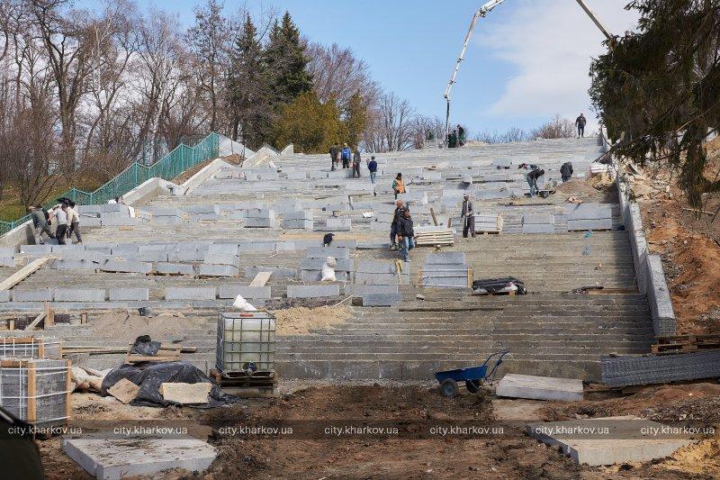 Визитной карточки Харькова лишились за полтора миллиона гривень / фото city.kharkov.ua