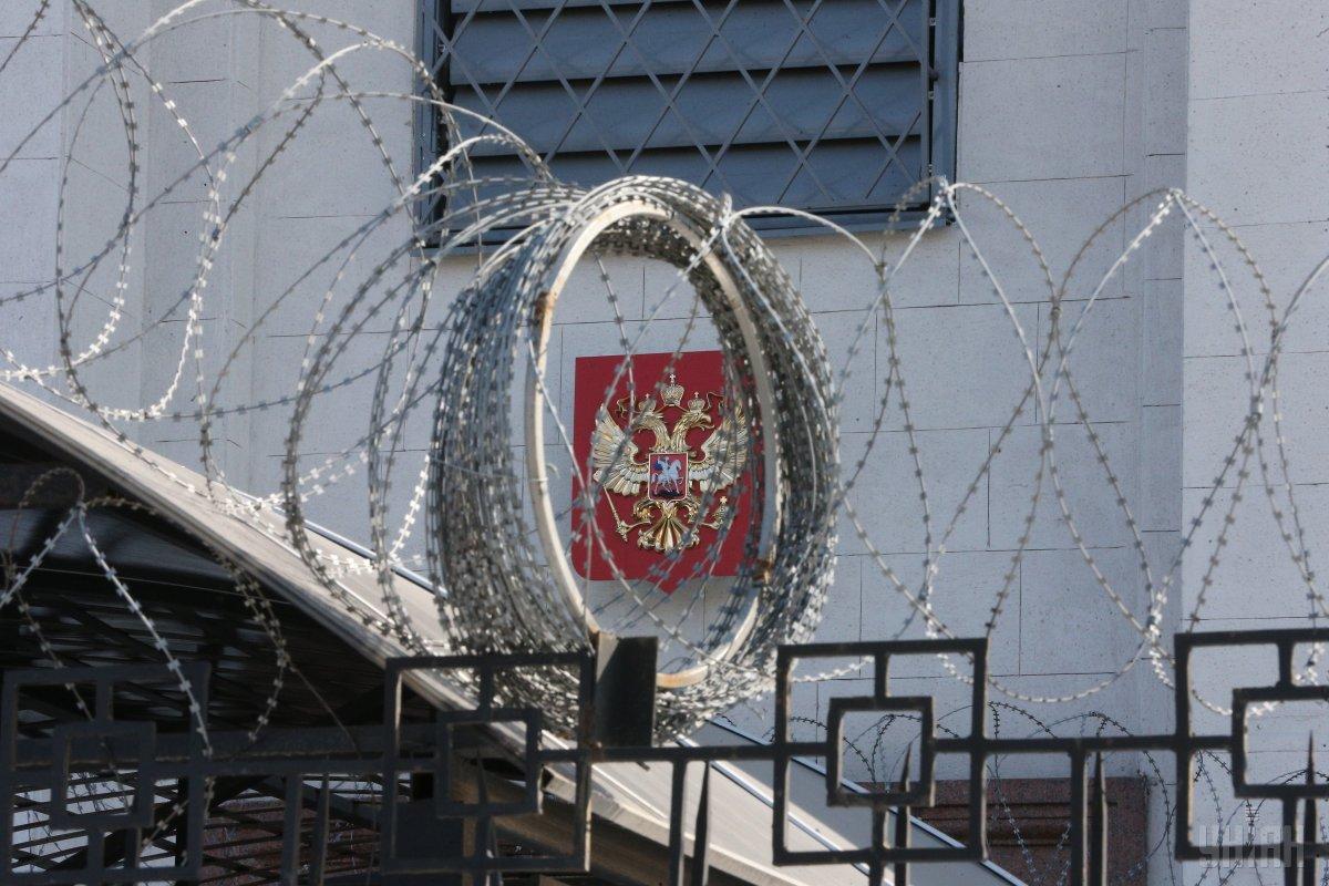 Россия возвращает захваченные год назад корабли / фото УНИАН